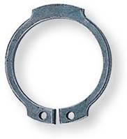 DIN 471 (ГОСТ 13942-86) : нержавеющее кольцо стопорное наружное (для вала)