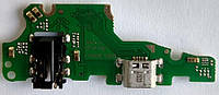 Нижня плата Huawei Mate 10 Lite з конектором зарядки