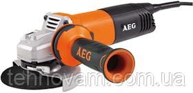 Болгарка AEG WS10-125
