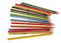 M18-570199, Цветные карандаши для рисование 16 шт, , разноцветный