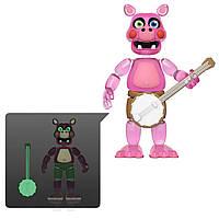 Шарнирная фигурка 5 ночей с Фредди «Светящиеся в темноте» Five Nights at Freddy's Pigpatch, фото 1