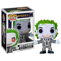 Фигурка Funko Pop DC Comics Beetlejuice \ Фанко Поп ДС Битлджус