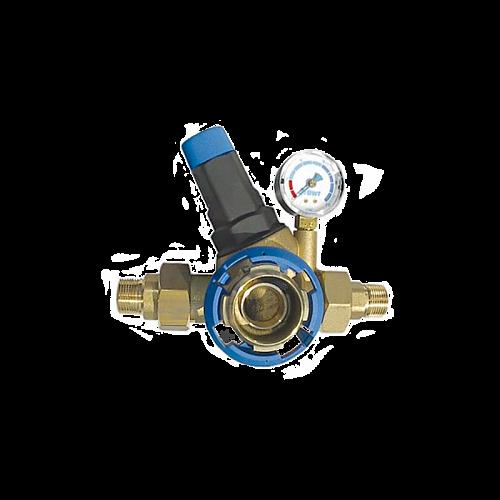"""Приєднувальний модуль з редуктором тиску dr 1"""""""