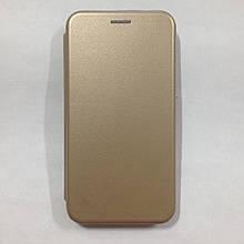Чехол-книжка Samsung Galaxy J320 Level Gold