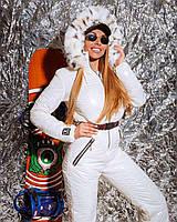 Женский лыжный зимний комбинезон, в расцветках ОЛ-1-0120