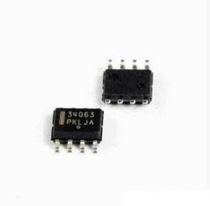 Мікросхема MC34063 контролер шім SOP8