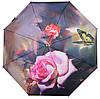 Панорамный складной зонт Роза Lamberti  (полный автомат) арт. 73948-3