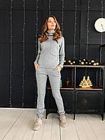 Женский костюм с карманом (3 цвета)