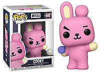 Фигурка Funko Pop Фанко Поп Бтс Б21 Куки Bts BT21 Cooky 10 см - 227930 (SKU777)