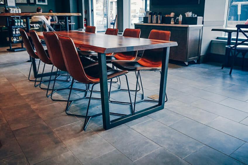 Металические опоры для стола в ресторан, кафе, бар Киев