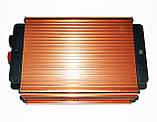 Інвертор перетворювач напруги Power Inverter UKC 500W 12V в 220V, фото 3