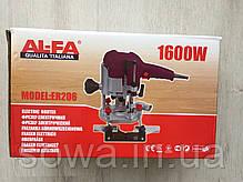 ✔️ Фрезер AL-FA ER205 / 1600W   Электрофрезер, фото 2