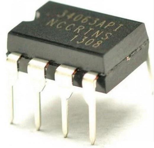Микросхема MC34063 шим контроллер DIP8