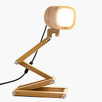 Лампа-конструктор з металевою фурнітурою FLAMPIC Basic