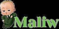 Оптово-розничный склад детских товаров Maliw.com.ua