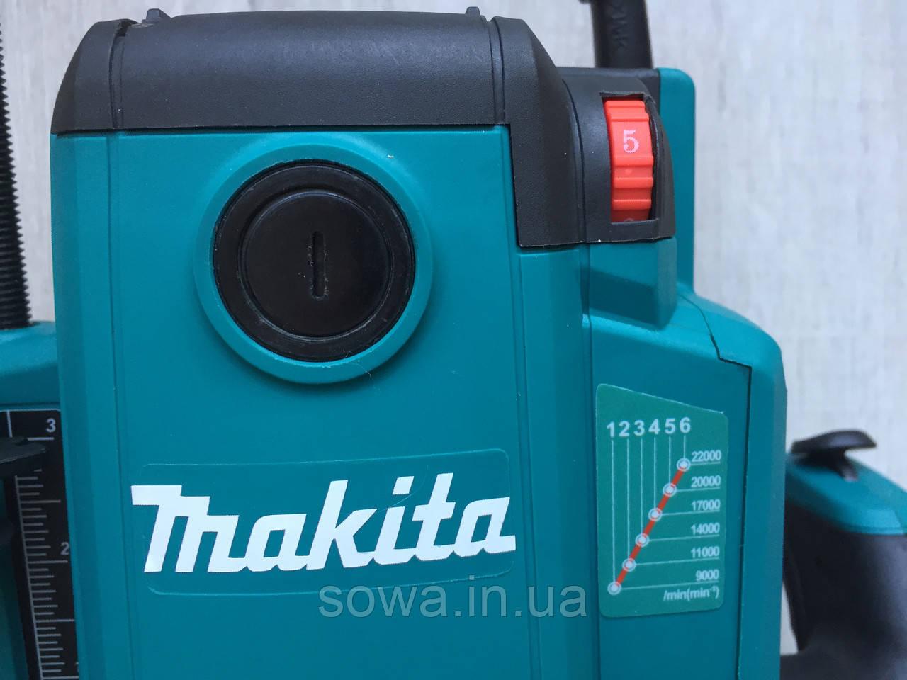 Фрезер, Фрезерная машина Makita/Макита RP2301FC   2100 Вт - фото 7