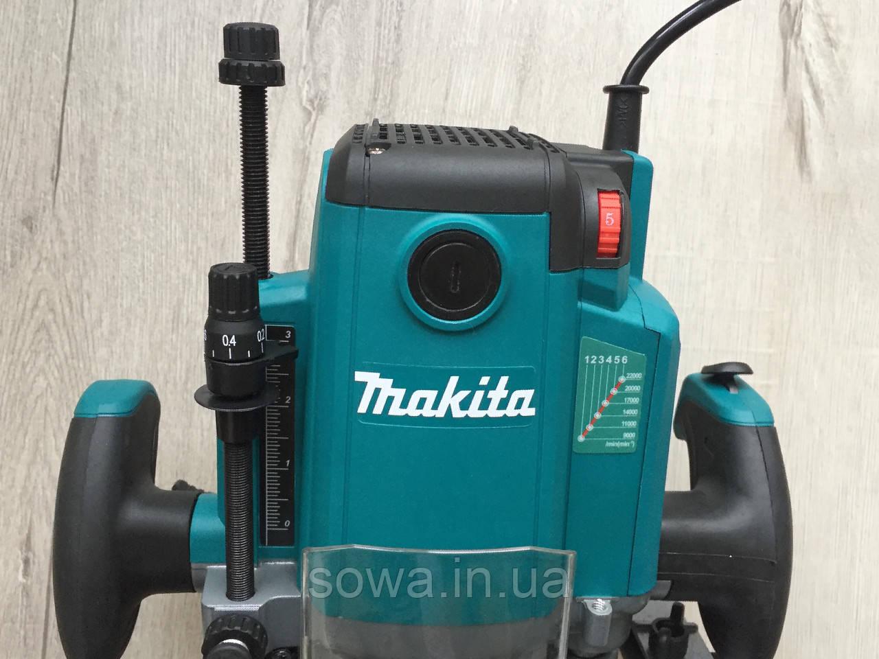 Фрезер, Фрезерная машина Makita/Макита RP2301FC   2100 Вт - фото 6