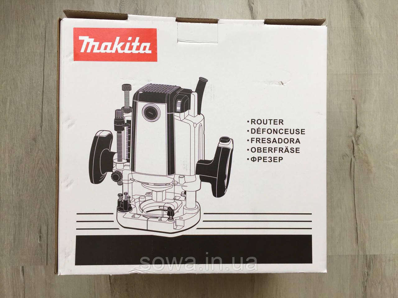 Фрезер, Фрезерная машина Makita/Макита RP2301FC   2100 Вт - фото 10