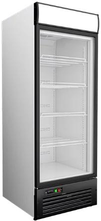 Шкаф морозильный Juka ND75G