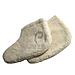 Носки для парафинотерапии многоразовые меховые (1 пара в упаковке), фото 2