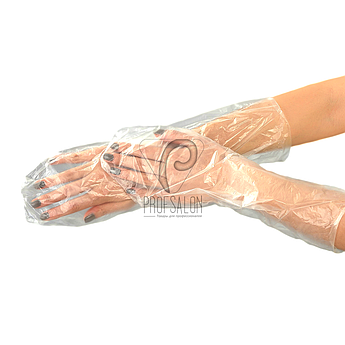Пакеты для парафинотерапии рук (одноразовые). Размер 15*40 см (100 шт в упаковке)