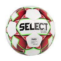 Мяч футзальный SELECT Futsal Samba (IMS) Артикул: 106343, фото 1