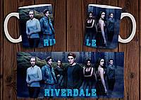 "Чашка ""Riverdale"" №3"