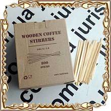 Мешалка для кофе деревянная XXL (800) шт./уп.
