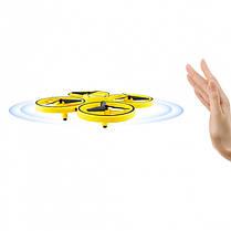 Тренд 2020 года - Квадрокоптер управляемый жестами руки ( Сенсорный дрон с браслетом), фото 2