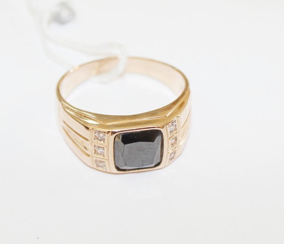 Золотой перстень Фредерих