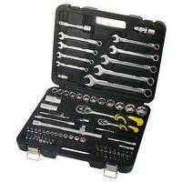 Професійний набір інструментів Сталь AT-8212 82 предмета