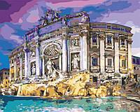 Картина по номерам ArtStory Фонтан Треви 40 х 50 см (арт. AS0532), фото 1
