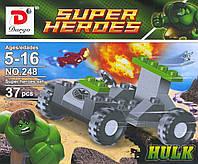 "Конструктор ""DARGO""   218-948,  Hulk"