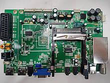 Материнская плата Main Board MSD306PV7.0-B M306S21R1TA MSD306PX-LF-Z1 AC205058B для телевизора Bauer DUR21641