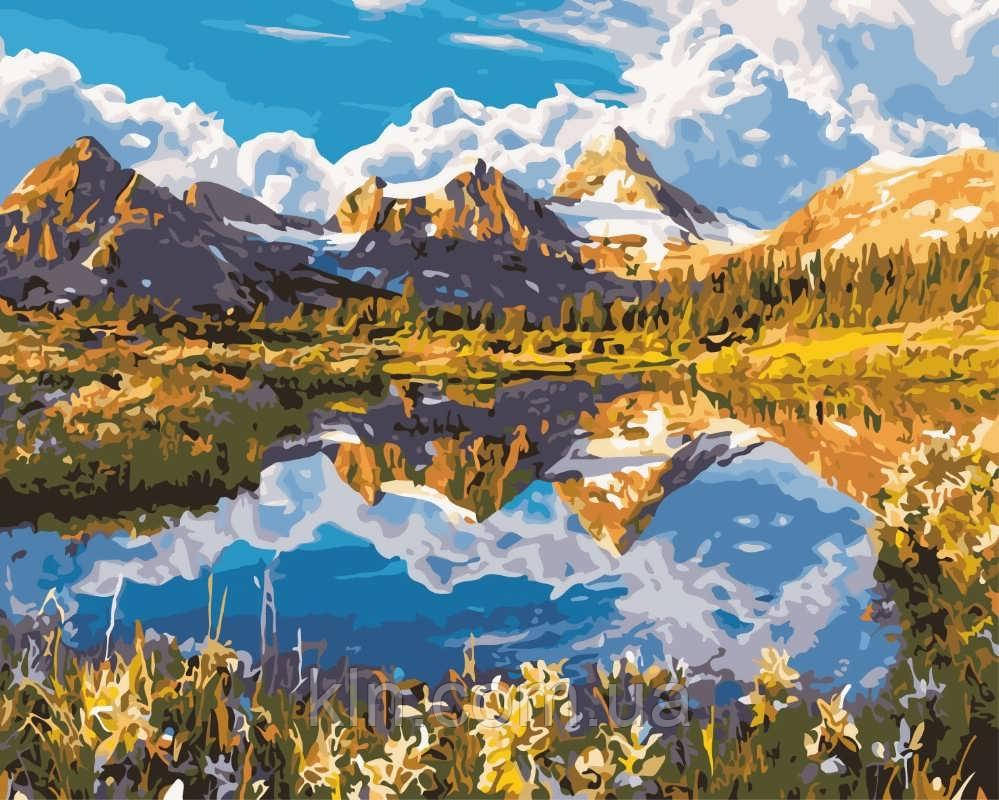 Картина по номерам ArtStory Дикая природа 40 х 50 см (арт. AS0540)