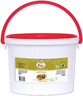 Майонезный соус 30% Смачний Вкусный ТМ Кухар Рішельє пластиковое ведро 4500 г