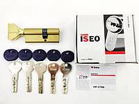Iseo R7 95мм 55х40 ключ/тумблер латунь (Италия), фото 1
