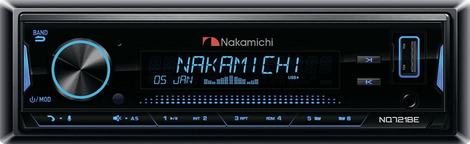Автомагнитола Nakamichi NQ721BE