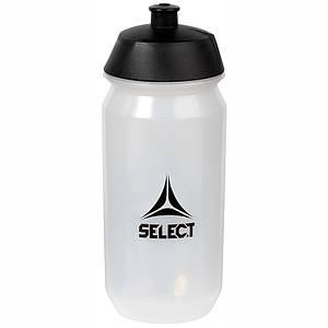 Бутылка для воды SELECT SPORTS WATER BOTTLE (001), белый, 0,5 L