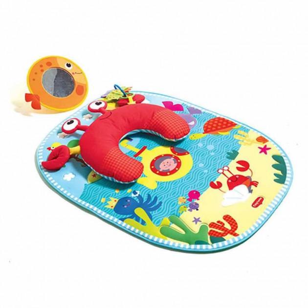 Розвиваючий килимок Підводний світ з подушкою Tiny Love