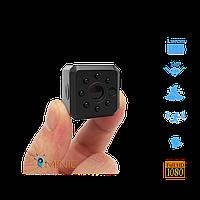 Мини камера Camsoy 015 1920x1080 с работой до месяца, датчиком движения и звука, фото 1