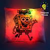 "Светящаяся подушка ""Sponge Bob"" (Губка Боб), фото 3"