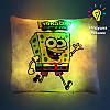"Светящаяся подушка ""Sponge Bob"" (Губка Боб), фото 2"