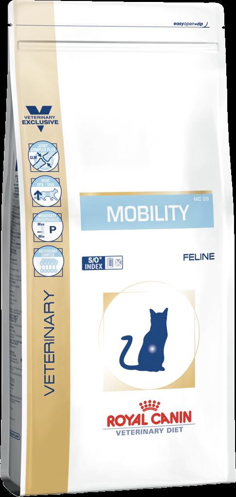 Сухой корм для котов Royal Canin MOBILITY FELINE, 500 г