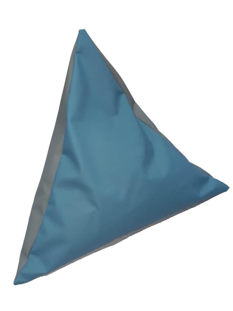 Кресло мешок KIDIGO Треугольник кожзам