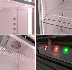 Шкаф морозильный Juka ND75G, фото 2