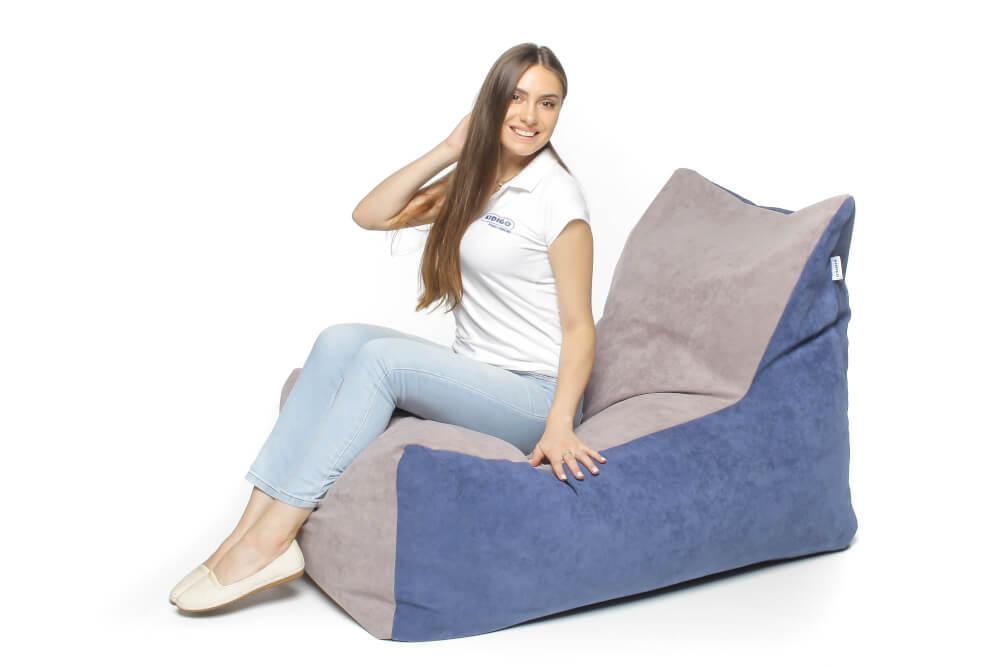 Кресло мешок KIDIGO Комфорт ткань