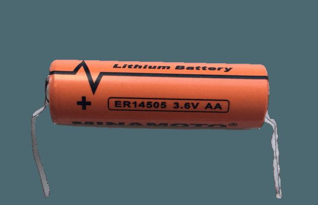 Батарейка литиевая  AA MINAMOTO 3,6 вольт ER14505/T