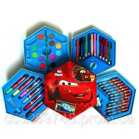 Набор для детского творчества  CARS (46 предметов), фото 2