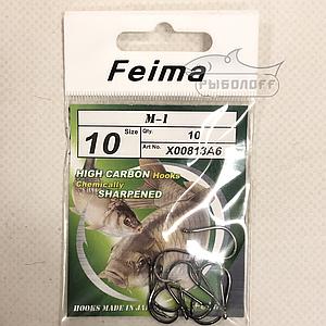 Крючок Feima M-1 №10